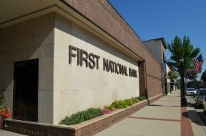 First National Bank, Waseca