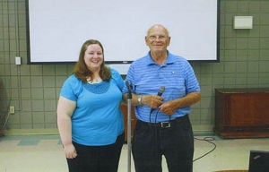Program on sign language presented to Owatonna Golden K Kiwanis
