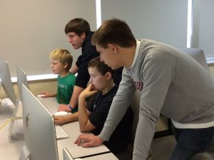 JWP sixth-graders learn to code