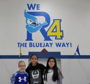 Sixth-graders win Waseca's peace poster contest