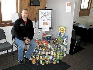 Owatonna Cars -n- Credit collects for Steele County Food Shelf