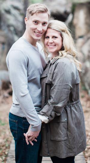 Engagement: Erica Dennis and Adam Troyer