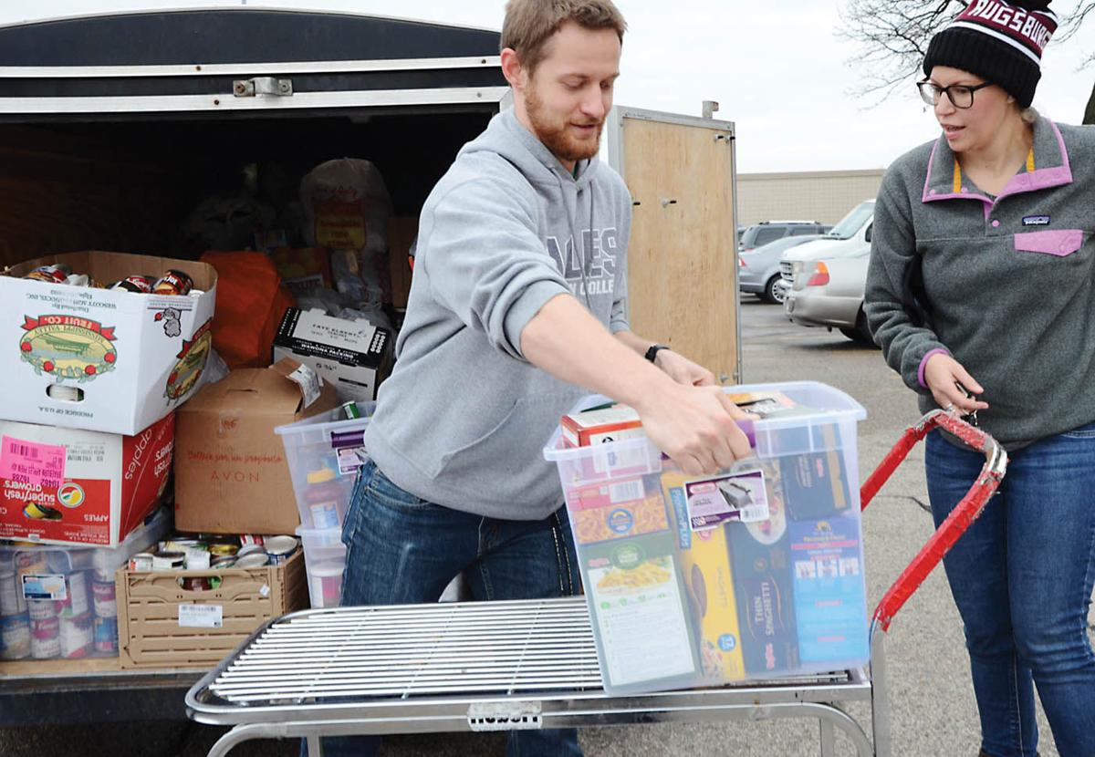 Annual Boo for Food collects more than 3,500 for Steele County Food Shelf