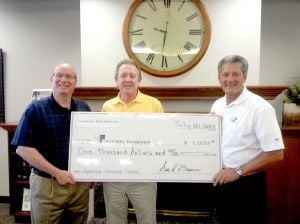 Community Bank of Owatonna Donates to the Owatonna Foundation