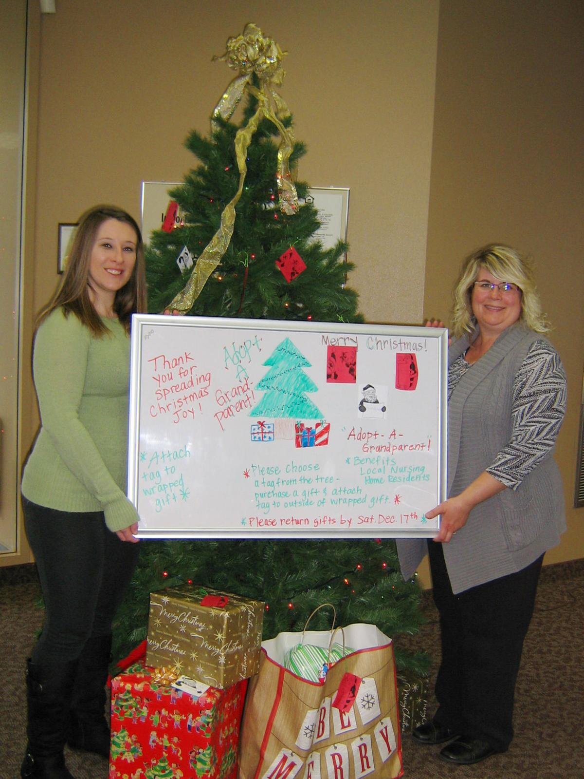 adopt a grandparent support letter Every christmas, molly's angels has a free christmas party for 200 low-income seniors at the senior center this year, our party will be held on saturday, dec 16 from 11.