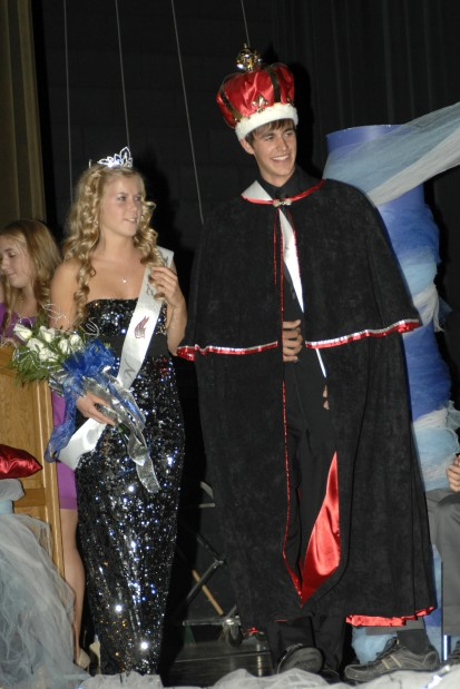 K-W Homecoming King and Queen