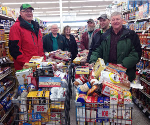 Nicollet/Sibley County farmers give back