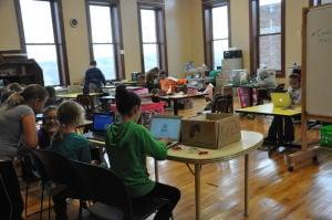 Minnesota New Country School Elementary