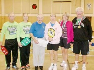 Much Obliged: Owatonna Pickleball Tournament a success