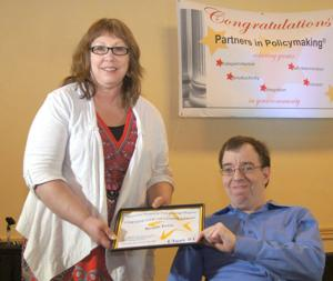 Janesville resident graduates from advocacy training program