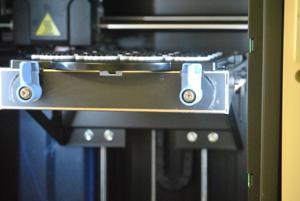 A look inside the 3D Printer