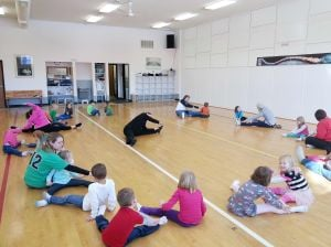 Jill Hoggard Academy of Dance in Owatonna hosts Trinity Pre-School field trip