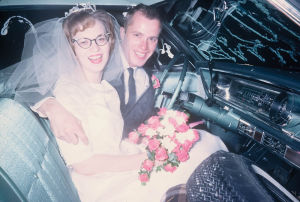 50th anniversary Roger and Grace Hosfield