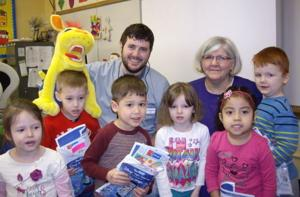 Waseca Family Dentistry offers preschoolers lessons about dental health