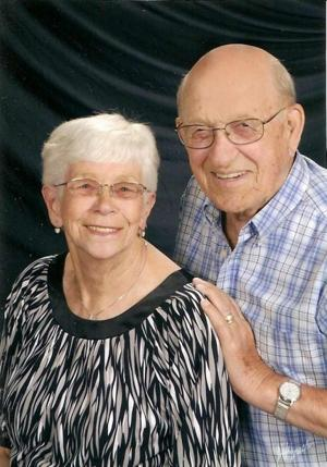 Anniversary: Donald and Elayne Yentsch of Blooming Prairie