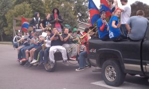 Annual St. Peter High School homecoming parade set for Oct. 3