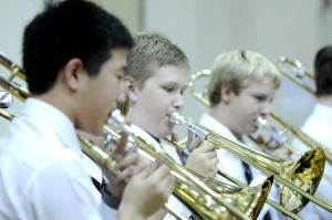 Northfield District Band Concert set for Monday evening