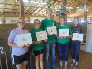 Waseca County 4H names senior scholarship winners