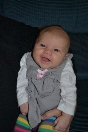 Birth: Lyla Lynn Svihel of Shoreview