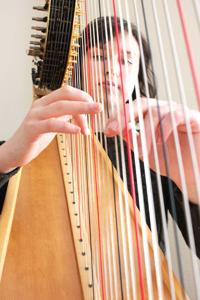 Young Owatonna harpist featured in Classical Minnesota Public Radio Varsity showcase