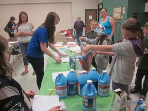 Waseca County 4-H open house