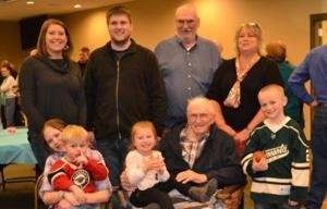 Local family celebrates five generations