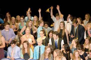 Honoring the seniors
