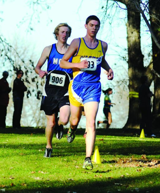 waseca cross country meet results
