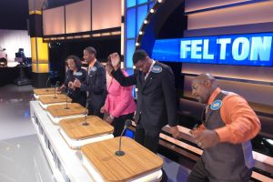 The Feltons on Family Feud