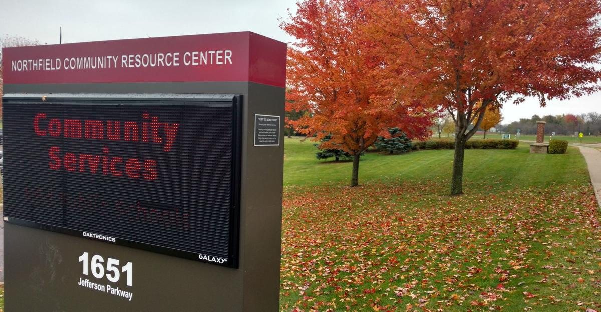 NCRC gets new sign thanks to family's legacy of community service
