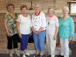 Woman's Club of Owatonna Board of Directors
