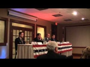 VIDEO: 2013 Gubernatorial Debate held in Owatonna