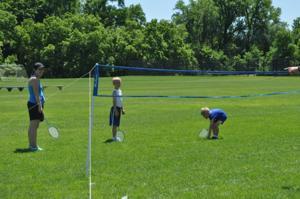 Carleton Reunion: Bell Field lawn games