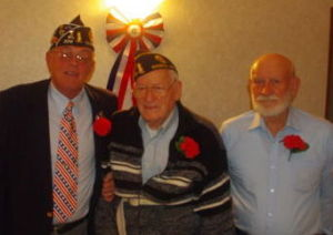 Waseca American Legion Veterans Post 228 present honors