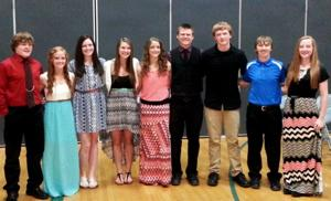 JWP inducts newest members of National Honor Society