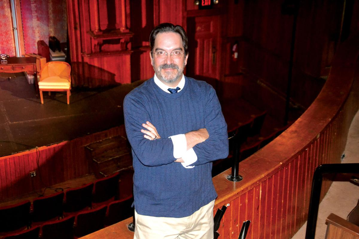 Owatonna native takes command of Shattuck-St. Mary's vocal performance program