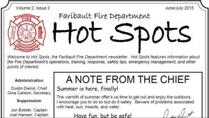 Hot Spots for June and July