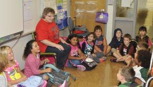 K-W Elementary classroom