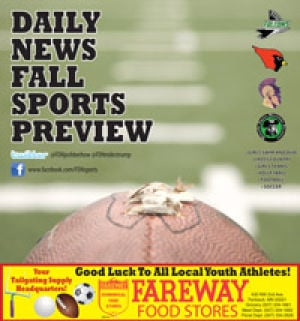 Fall Sports Preview 2014