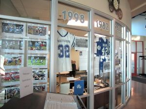 2013 Prep Bowl Flash Exhibit at Steele County Historical Society is extended