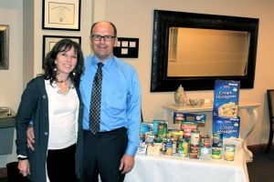 Glen and Cheryl Meger Host 14th annual benefit social for the Steele County Food Shelf