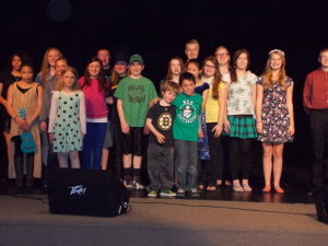 Le Sueur County 4-H Performing Arts and Share the Fun Showcase