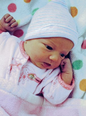 Birth: Aubree Lynn Steinke, of Le Sueur