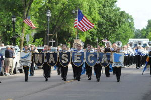 Waseca Marching Jays
