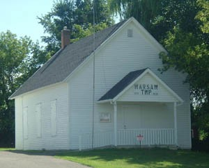 Warsaw Township Hall
