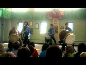 Taiko Drumming @ Buckham Library