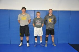 Wrestling captains
