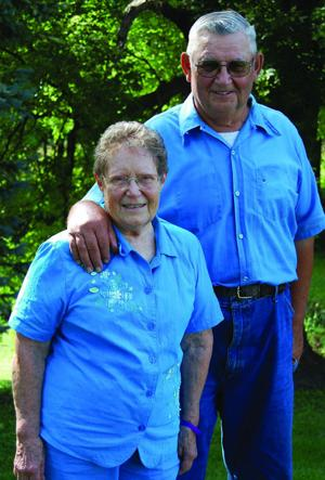 Anniversary: Eugene and Marian Spindler