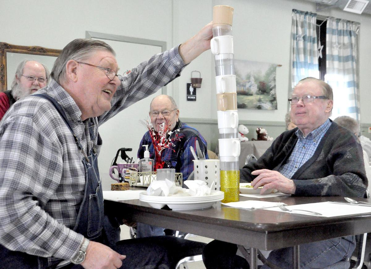 Blooming Prairie senior dining offers companionship, meals for residents