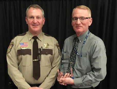Investigating at home: Collins awarded after 20 years in Le Sueur County